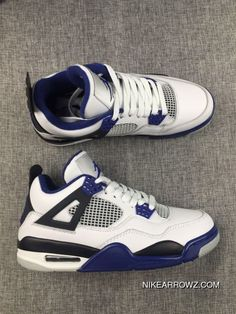 9746b1d6f62312 New Release Air Jordan 4  Motorsport  White Ultraviolet-Black