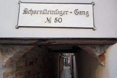 Lübecker Gang - nicht nur für Schornsteinfeger