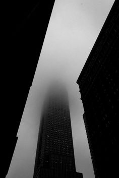 foggy nyc.