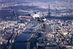 Go on a helicopter ride!