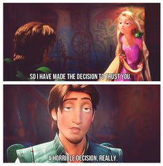 Tangled.  If only Real Boys would tell you this from the beginning!!