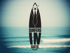 Surfers In Suits  - Identity/Logo for Surfing Victoria- Mila