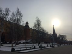 Behind the Kremlin Wall in Moscow - The Travelling Historian