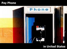 Pay Phone in United States