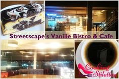 Streetscape's Vanille Bistro & Cafe
