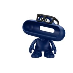 Beats Pill Dude Speaker Holder - Blue
