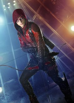 "Promoposter zur US-Serie ""Arrow"""
