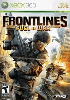 Frontlines Fuel of War  Xbox 360 *** Check out this great product.Note:It is affiliate link to Amazon.