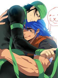 Toriko ~~ He fears no poison :: Toriko & Coco