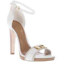 TORY BURCH open toe sandal and other apparel, accessories and trends. Browse and shop related looks.