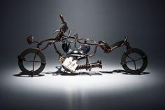 Free stock photo of art, creative, metal