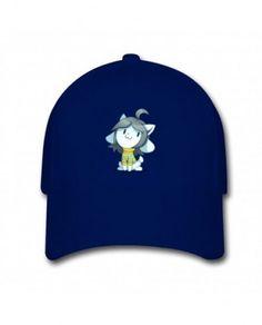 9704f91f38c Unisex Print Undertale Temmie Hip Hop Hats Panel Hat Best Sell on 2017