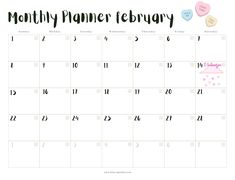 Monthly planner february 2021 – Blue Sparkles Blue Sparkles, Monthly Planner, February, Words, Horse