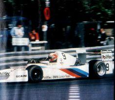 Marc Surer - March 782 BMW/Rosche - March Engineering - XXXVIII Grand Prix Automobile de Pau - 1978 European F2 Championship, Round 4