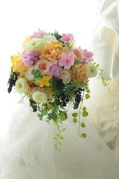 新郎新婦様からのメール  グランドハイアット様へ : 一会 ウエディングの花