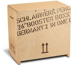 Schlagwerk BC460 Booster Boxx