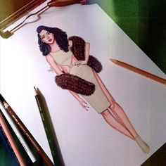 "Hey 10k  Creator of all things""Beautiful""   BS Fashion Merchandising/Design Management   Fashion Illustrator/ Designer Achandal.edwards@yahoo.com"