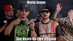 """Maria Juana The big Smoke Out"" featuring Chingo Bling, Baby Bash, Down AKA Kilo, Kid Frost and Big Tank Boss. Behind the scenes footage! https://www.youtube.com/watch?v=b2t8LPzaO0A"