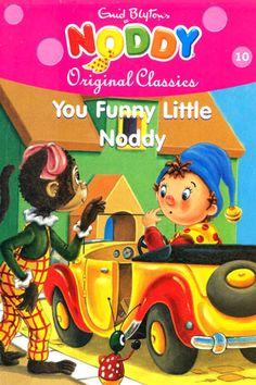 [Enid Blyton] 10. You Funny Little Noddy
