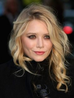 mary kate olsen blonde hair color - Google Search