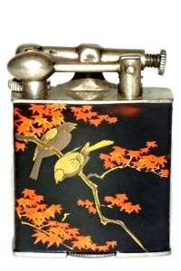 Clark Lift Arm Lighter Sterling Namiki c. 1930