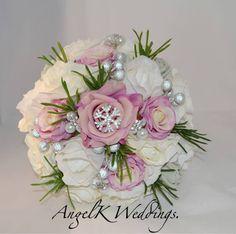 Bouquet by Angelk Weddings.