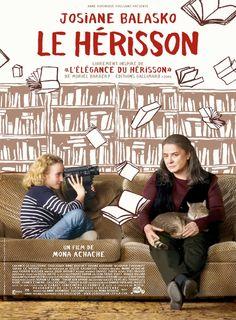 Superintelligent meisje uit chic, Parijs' appartementengebouw vindt geestverwant in de slonzige, vrouwelijke conciërge. Gevoelig en filosofisch. Alleen jammer van het wat plompe einde. Naar het gelijknamige boek van Muriel Barbery.