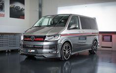Volkswagen T6 ABT: la furgo hippie se pone dura   Marca.com