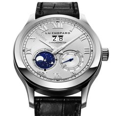 CHOPARD News - The CHOPARD L.U.C. Lunar Big Date
