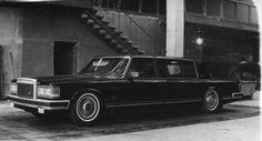 ZIL Concept Cars | prototype ZIL 41047 | Soviet / Russian Luxury Cars / ZIL (ZiS ...