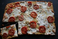 Just wanted to share this delicious recipe from Lidia Bastianich with you - Buon Gusto! POTATO PIZZA