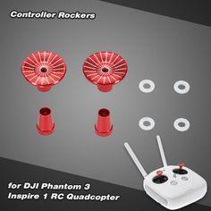 RC FPV Quadcopter Remote Controller CNC Alloy Controller Rockers for DJI Phantom 3 Inspire 1 Futaba Walkera Radiolink Transmitter
