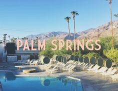Five Days and Nights in Palm Springs