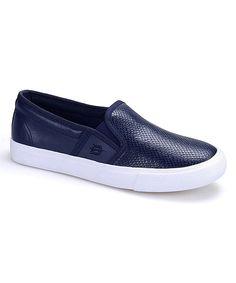 Love this Dream Seek Navy Slip-On Sneaker by Dream Seek on #zulily! #zulilyfinds