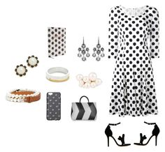 """Dot Style..**"" by yagna ❤ liked on Polyvore featuring Maya Magal, Peter Jensen, Isa Tapia, Bottega Veneta, Marc Jacobs, Anya Hindmarch, Fringe, Dolce&Gabbana, Lanvin and Kate Spade"