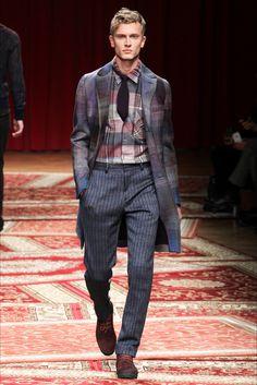 Missoni - Men Fashion Fall Winter 2015-16 - Shows - Vogue.it