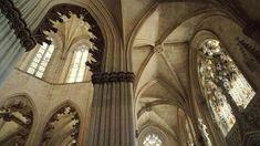 Mosteiro da Batalha Património Mundial da UNESCO – Center of Portugal Portugal, Barcelona Cathedral, Cottage, World, Building, Images, Bucket, Website, Places
