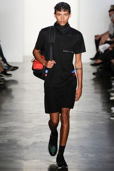Tim Coppens Spring 2015 Menswear Collection - Vogue
