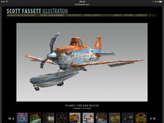 "solo-swift: "" fillnfly: "" solo-swift: "" @shadowwolfcelica no wonder Disney kept the shots of Dusty brief after his crash. Source: http://scottfassett.com/visual_development.php?start=21&startat=30 "" Ooh that's rough! ;_; Mind you they were happy to..."