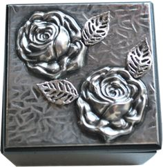 Gallery - Pewter Expressions Roses