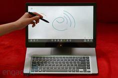 Acer finally adds pen input to its big-screen R7 Ultrabook, we go hands-on - http://salefire.net/2013/acer-finally-adds-pen-input-to-its-big-screen-r7-ultrabook-we-go-hands-on/