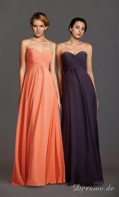 einfach Abiballkleider günstig für Hochzeit / simple cheap prom dresses