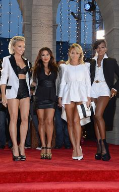 Danity Kane from 2013 MTV Video Music Awards Red Carpet Arrivals | E! Online