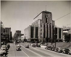 LA Times bldg. circa 1939