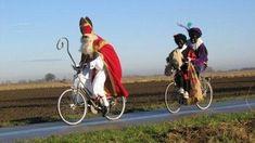 Sint & Piet op de Fiets