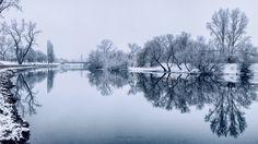 Crișul Repede, iarna | Oradea in imagini