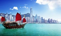 Take a junk boat – the best way to tour Hong Kong! Pegue um barco de lixo – a melhor maneira de visitar Hong Kong! Honeymoon Tour Packages, Vacation Packages, Travel Tours, Travel Destinations, Cruise Travel, Travel Info, Cheap Travel, Travel Ideas, Hong Kong