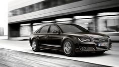 Audi Security cars