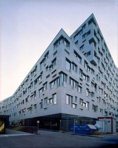 Südpark Logements/ Herzog & de Meuron/ Basel Switzerland