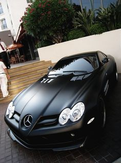 Mercedes SLR Follow us at www.pinterest.com/sportcarsblog